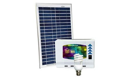 Solar Home Light - DCS Technology