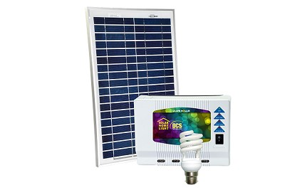 Solar Home Light - DCS Technology