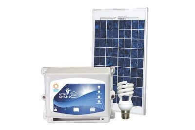 Solar Home Light - Little Champ