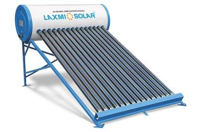 Solar Water Heater - ETC