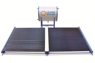 Solar Water Heater - Manifold System - ETC