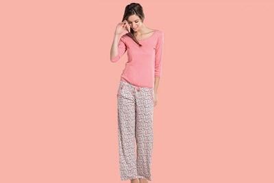 Knit Sleep Long Pant