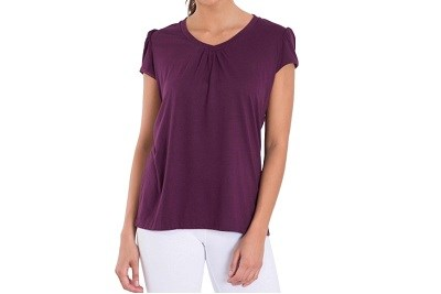 V Neck Sleep T-Shirt