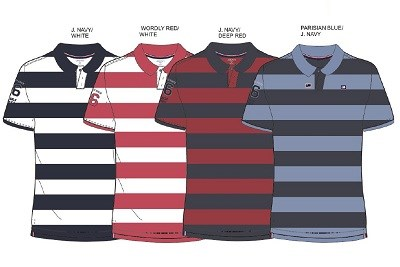 Half Sleeve Polo Shirt