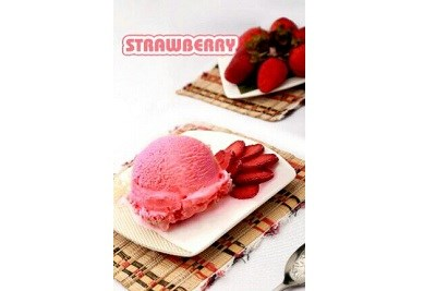 RajMandir Strawberry Ice-cream