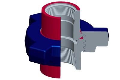 Hammer Lug Union Fig 1502 Manufacturer
