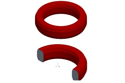 Metallic Ring Gaskets Type R Octa Manufacturer