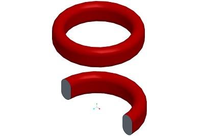 Metallic Ring Gaskets Type R Oval Manufacturer