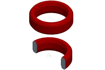 Metallic Ring Gaskets Type RX Manufacturer