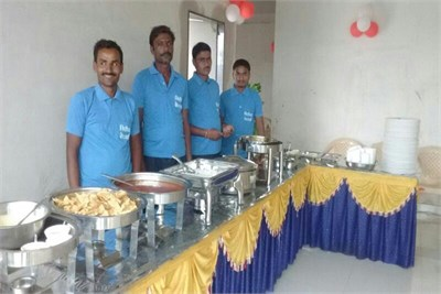 Catering for inaugurations