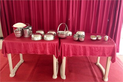 Catering services for Sports Tournaments