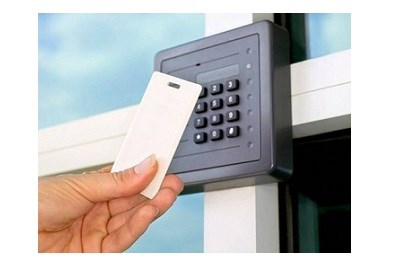 Card Based Access Control System
