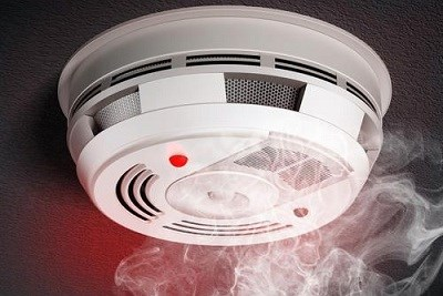 Fire or Smoke Detector System