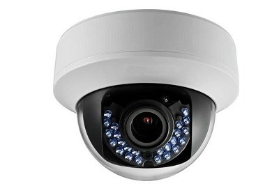 Full HD IR Network Vandal Dome Camera