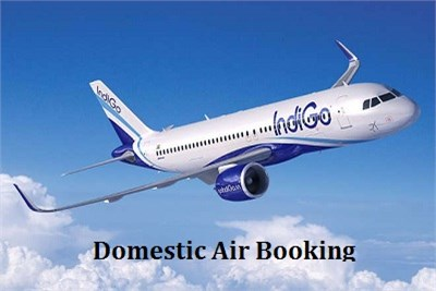 Domestic Air booking