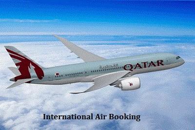 International Air booking