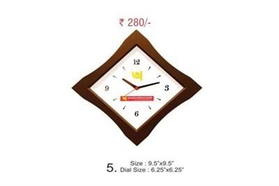 Designer Wall Watch