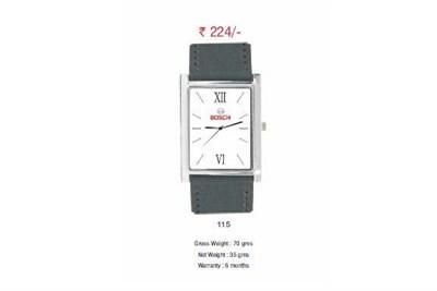 Designer Wrist Watch