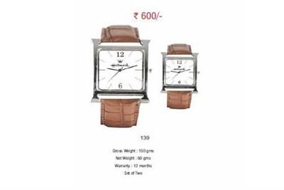 Couple Wrist Watch