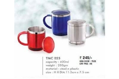 Metal Thermo Mug