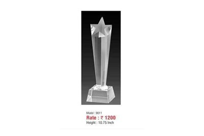 Acrylic Achiever Trophy