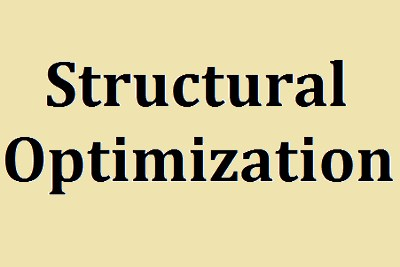 Structural Optimization