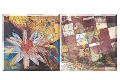 PASSION AMBER DECOR Tiles 300 x 600 mm