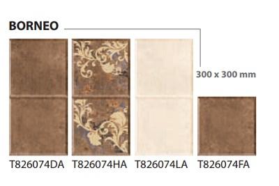 CERA BORNEO Wall Tiles