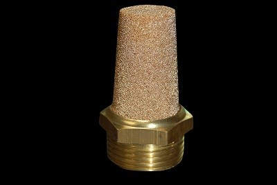 Brass Threading Silencer