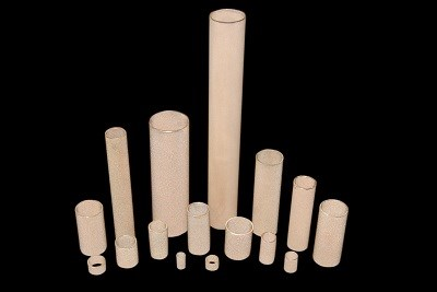 Sintered Bronze Filter Element / Cartridge
