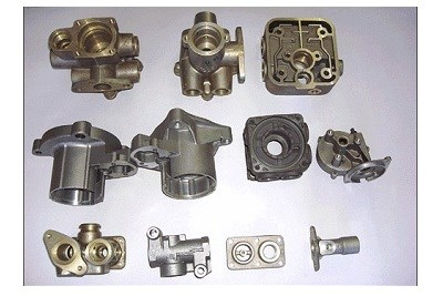 VMC Manufactured Components