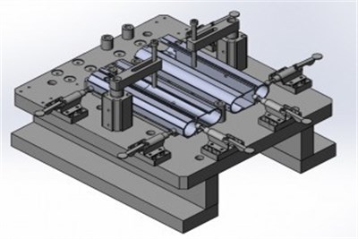 Fixtures Design and Manufacturing
