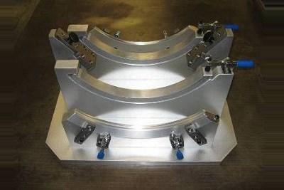 CNC/VMC Fixture Design and Manufacturing