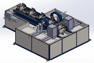 Special Purpose Machine Design and Manufacturing