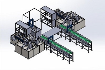 Material Handling System Design and Manufacturing