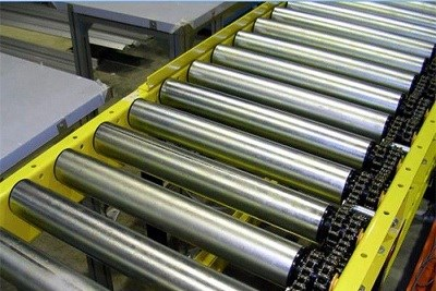 Roller Conveyor Design and Manufacturing