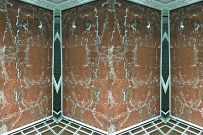 Red Designer Tiles
