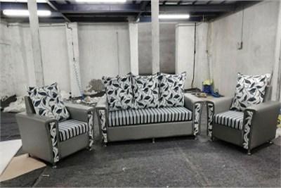 Wood Designer Sofa Set