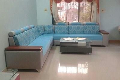 L Shape Sofa Set
