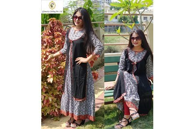 Double Layer Kurtis In Pune