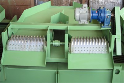 Drum Type Magnetic Separators