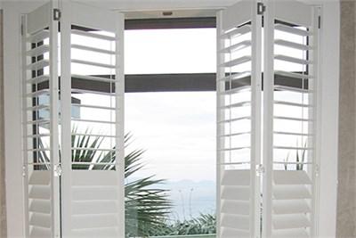 2 Fold Shutter Doors