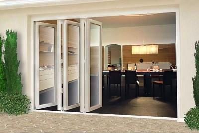 3 Fold Shutter Doors