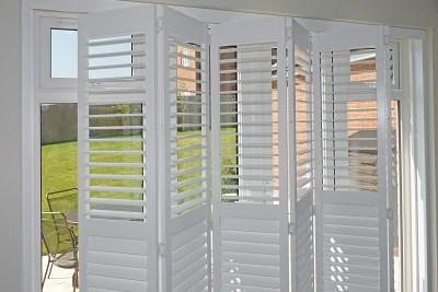 4 Fold Shutter Doors