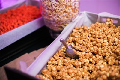 Caterers For Popcorn
