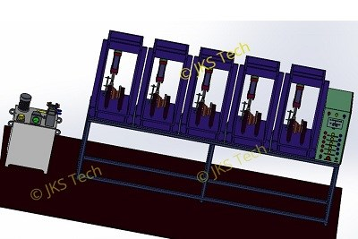 Antilock Brake System (ABS) Test Rigs