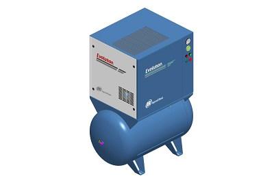 4 - 11 kW Rotary Screw Air Compressor