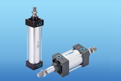 SPAC Standard Tie Rod Profile Air/Pneumatic Cylinder