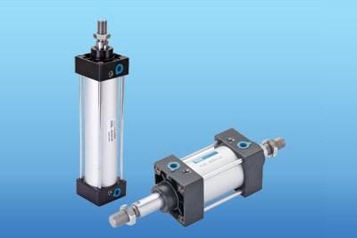 SPAC Standard Tie Rod Profile Air/Pneumatic Cylinder