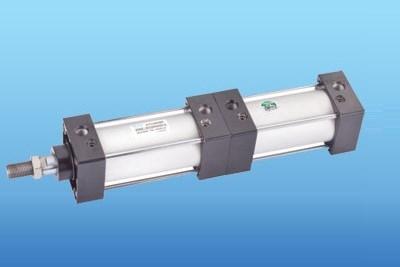 Tandem Cylinder